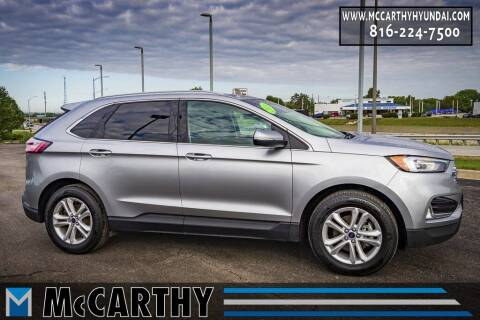 2020 Ford Edge for sale at Mr. KC Cars - McCarthy Hyundai in Blue Springs MO