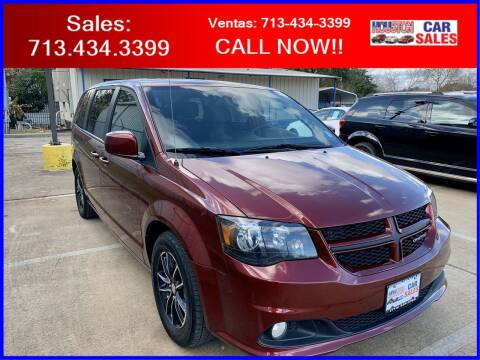2019 Dodge Grand Caravan for sale at HOUSTON CAR SALES INC in Houston TX