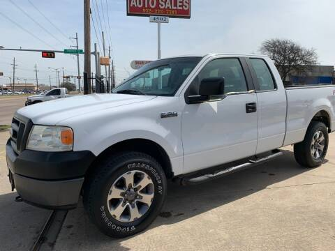 2007 Ford F-150 for sale at SP Enterprise Autos in Garland TX