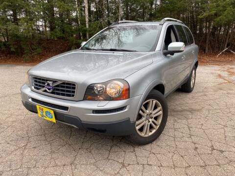 2011 Volvo XC90 for sale at Granite Auto Sales in Spofford NH