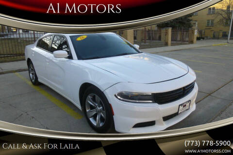 2016 Dodge Charger for sale at A1 Motors Inc in Chicago IL