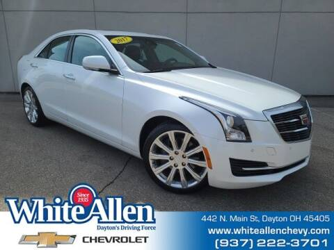 2017 Cadillac ATS for sale at WHITE-ALLEN CHEVROLET in Dayton OH