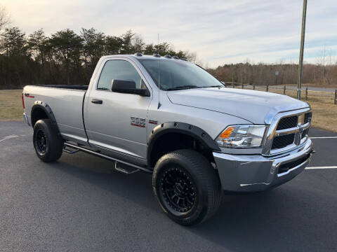 2014 RAM Ram Pickup 2500 for sale at DLUX Motorsports in Fredericksburg VA
