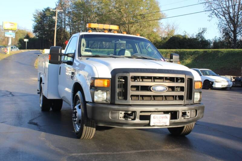 2009 Ford F-350 Super Duty for sale at Baldwin Automotive LLC in Greenville SC