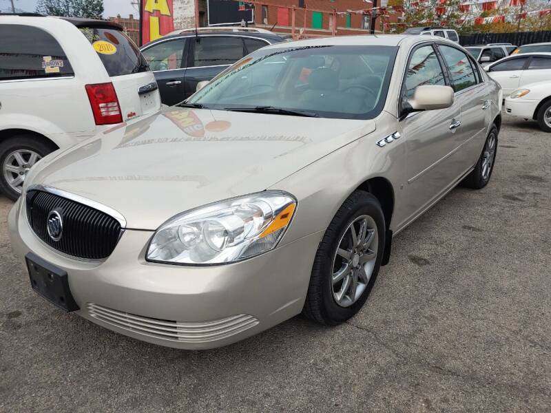 2007 Buick Lucerne for sale at JIREH AUTO SALES in Chicago IL