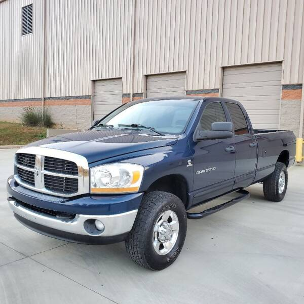 2006 Dodge Ram Pickup 2500 for sale at 601 Auto Sales in Mocksville NC