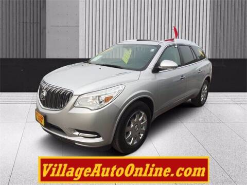 2016 Buick Enclave for sale at Village Auto in Green Bay WI