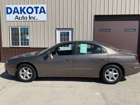 2001 Oldsmobile Aurora for sale at Dakota Auto Inc. in Dakota City NE