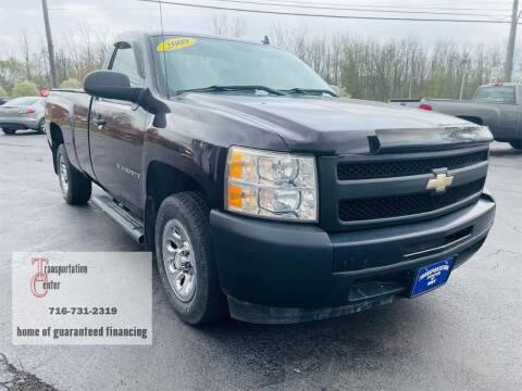 2009 Chevrolet Silverado 1500 for sale at Transportation Center Of Western New York in Niagara Falls NY