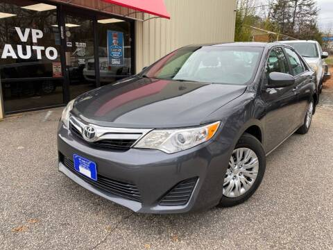 2014 Toyota Camry for sale at VP Auto in Greenville SC