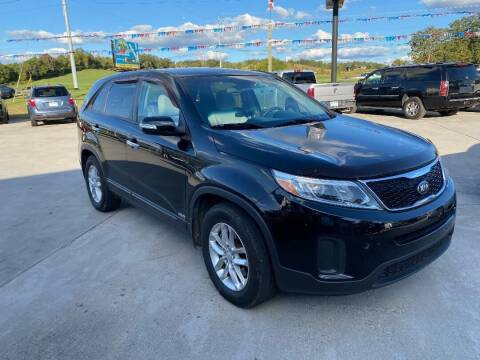 2015 Kia Sorento for sale at Autoway Auto Center in Sevierville TN