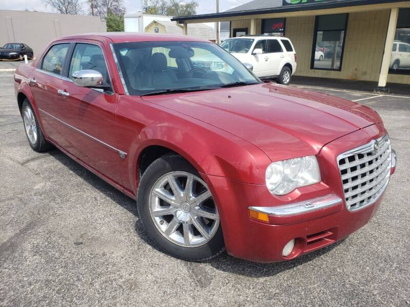 2007 Chrysler 300 for sale at speedy auto sales in Indianapolis IN