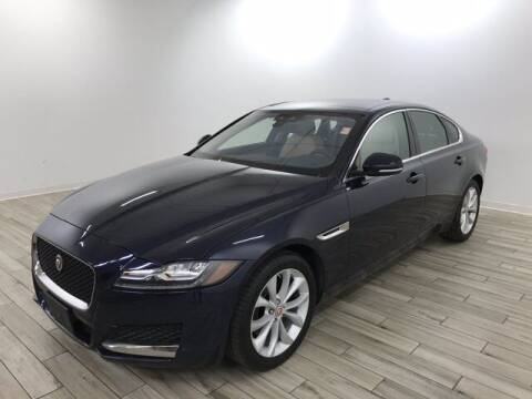 2018 Jaguar XF for sale at TRAVERS GMT AUTO SALES - Traver GMT Auto Sales West in O Fallon MO