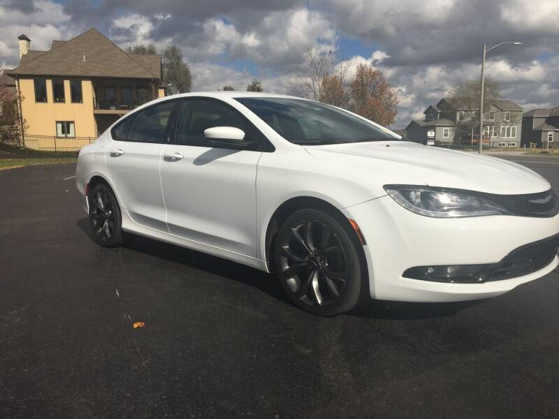 2015 Chrysler 200 for sale at Nice Cars in Pleasant Hill MO