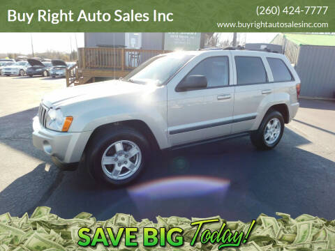 2007 Jeep Grand Cherokee for sale at Buy Right Auto Sales Inc in Fort Wayne IN