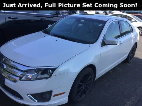 2012 Ford Fusion for sale at Royal Moore Custom Finance in Hillsboro OR
