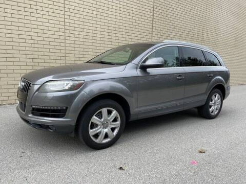 2011 Audi Q7 for sale at World Class Motors LLC in Noblesville IN