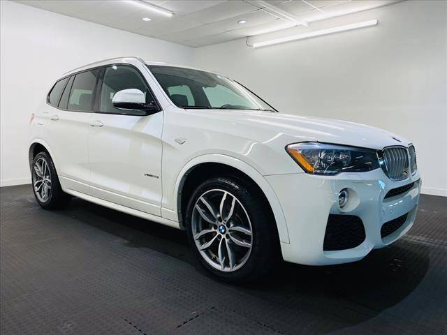 2016 BMW X3 for sale at Champagne Motor Car Company in Willimantic CT