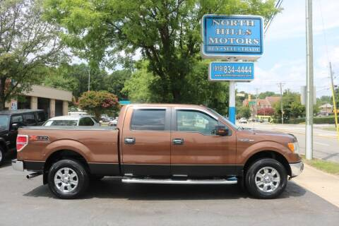 2011 Ford F-150 for sale at North Hills Motors in Raleigh NC