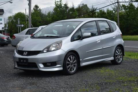 2012 Honda Fit for sale at GREENPORT AUTO in Hudson NY