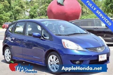 2011 Honda Fit for sale at APPLE HONDA in Riverhead NY