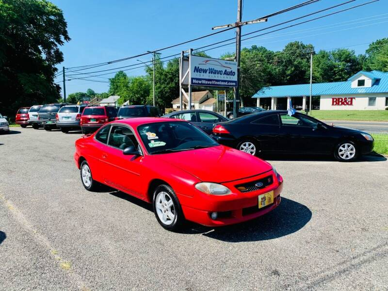 2003 Ford Escort for sale at New Wave Auto of Vineland in Vineland NJ