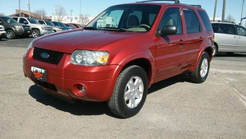 2006 Ford Escape for sale at Motor City Idaho in Pocatello ID