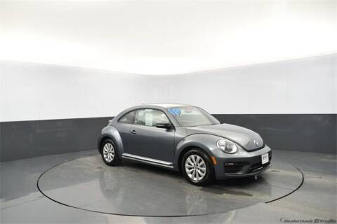 2019 Volkswagen Beetle for sale at Tim Short Auto Mall in Corbin KY