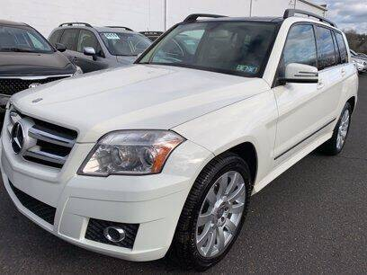 2012 Mercedes-Benz GLK for sale at Best Wheels Imports in Johnston RI