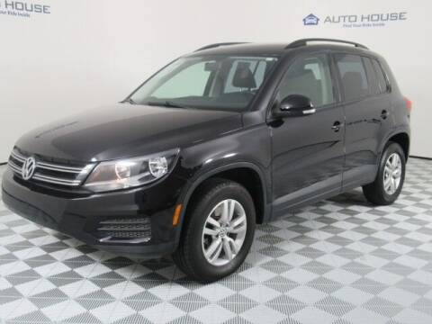 2015 Volkswagen Tiguan for sale at Curry's Cars Powered by Autohouse - Auto House Tempe in Tempe AZ