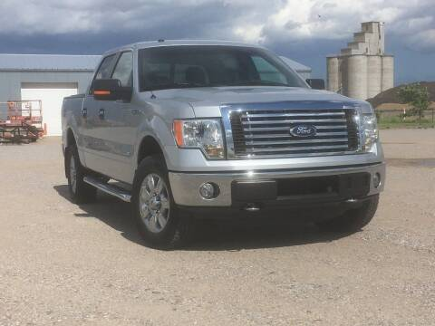 2011 Ford F-150 for sale at Double TT Auto in Montezuma KS