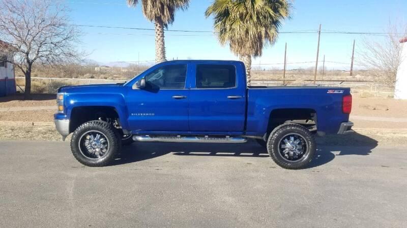 2014 Chevrolet Silverado 1500 for sale at Ryan Richardson Motor Company in Alamogordo NM