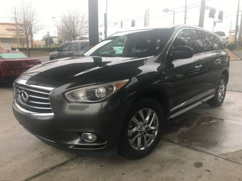 2014 Infiniti QX60 for sale at Michael's Imports in Tallahassee FL