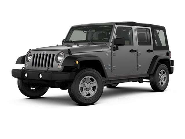 2018 Jeep Wrangler JK Unlimited for sale at Mann Chrysler Dodge Jeep of Richmond in Richmond KY