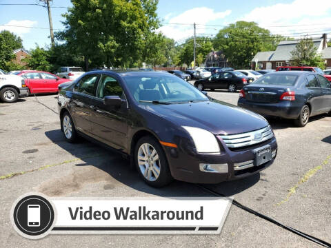 2007 Ford Fusion for sale at Moor's Automotive in Hackettstown NJ