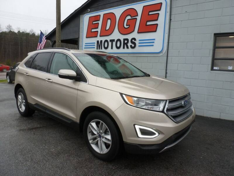 2018 Ford Edge for sale at Edge Motors in Mooresville NC