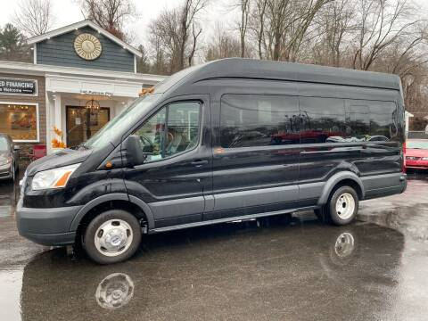 2018 Ford Transit Passenger for sale at Ocean State Auto Sales in Johnston RI