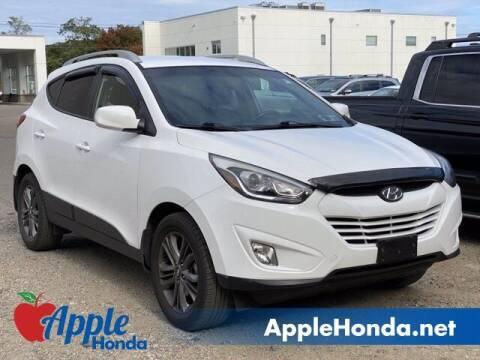 2015 Hyundai Tucson for sale at APPLE HONDA in Riverhead NY