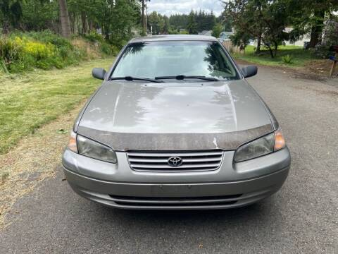 1997 Toyota Camry for sale at Road Star Auto Sales in Puyallup WA