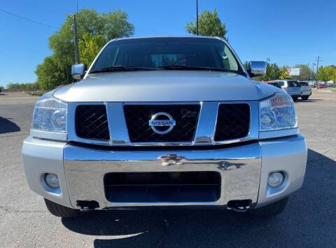 2005 Nissan Titan for sale at Rides Unlimited in Nampa ID
