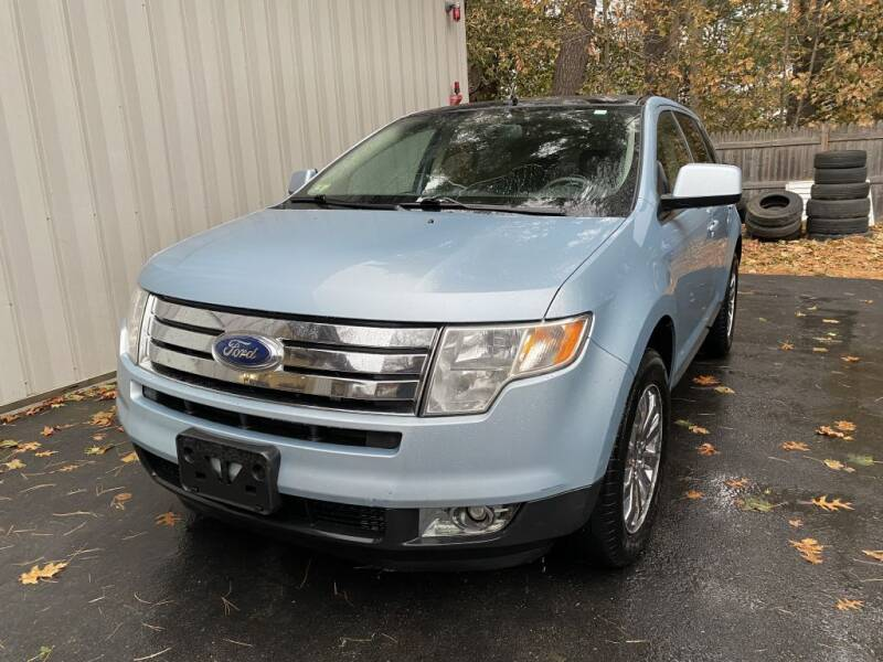 2008 Ford Edge for sale at Stellar Motor Group in Hudson NH