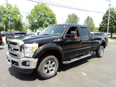 2016 Ford F-250 Super Duty for sale at BATTENKILL MOTORS in Greenwich NY