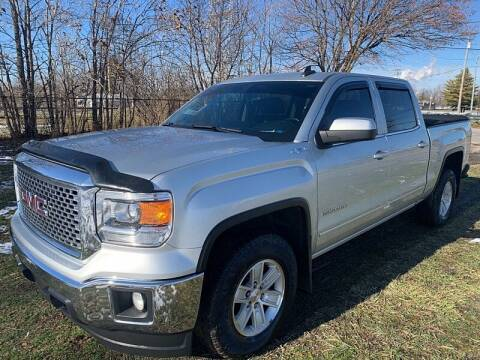 2015 GMC Sierra 1500 for sale at CItywide Auto Credit in Oregon OH