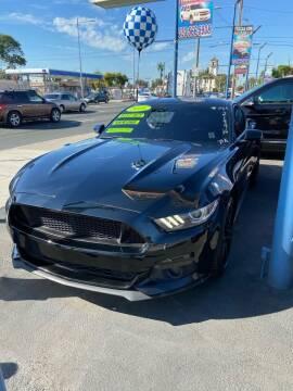 2016 Ford Mustang for sale at LA PLAYITA AUTO SALES INC - 3271 E. Firestone Blvd Lot in South Gate CA
