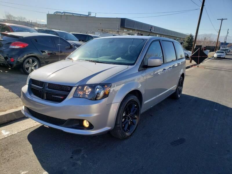 2020 Dodge Grand Caravan for sale at High Line Auto Sales in Salt Lake City UT