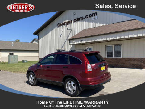 2010 Honda CR-V for sale at GEORGE'S CARS.COM INC in Waseca MN