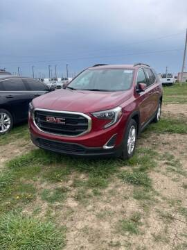 2018 GMC Terrain for sale at COYLE GM - COYLE NISSAN - New Inventory in Clarksville IN