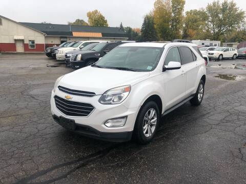 2016 Chevrolet Equinox for sale at Dean's Auto Sales in Flint MI