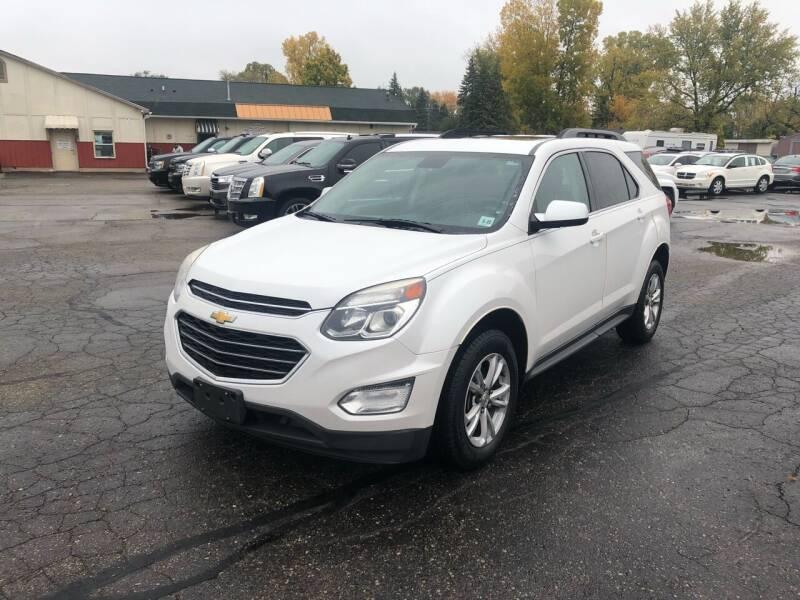 2016 Chevrolet Equinox for sale at Dean's Auto Sales in Flint MI