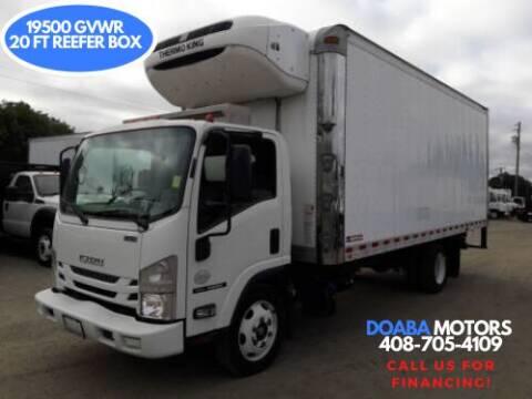 2016 Isuzu NRR for sale at DOABA Motors - Box Truck in San Jose CA